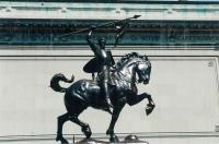 El Cid (in Sculptor: Anna Hyatt-Huntington)