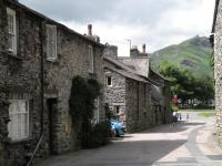 04-Street Scene Leading Away from Dove Cottage (in 2009 Gaskell Conference)