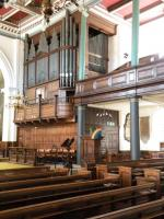 09-Pipe Organ, Kendal Parish Church