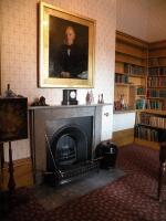 William Gaskell's Study (in 84 Plymouth Grove)